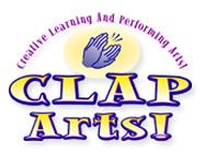 CLAP Arts Logo